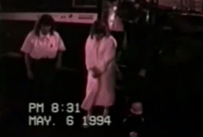 Video footage Prison for Women