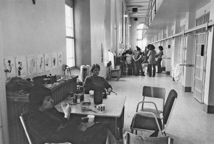 prison for women, abandoned prison for women, prison for women urban exploring, inside the prison for women, p4w, karla, abandoned photography, abandoned prison, abandoned Kingston