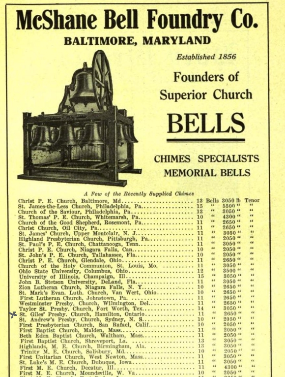 McShane Bell Foundry