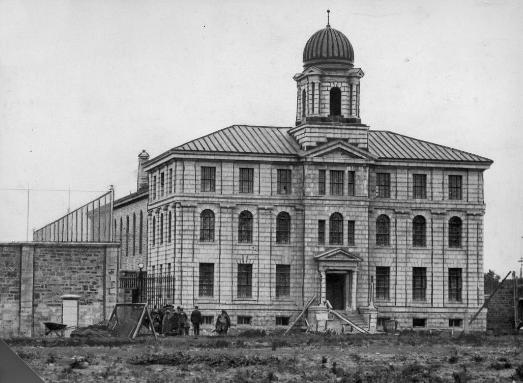 Prison for Women in 1934